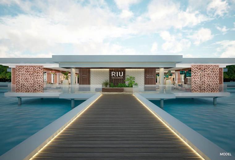 马尔代夫珊瑚岛悦宜湾酒店 Hotel Riu Atoll
